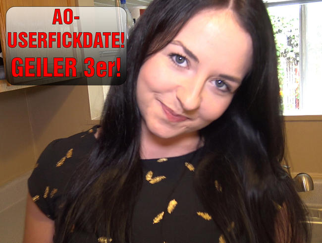 Video Thumbnail AO-USERFICKDATE! GEILER 3er!