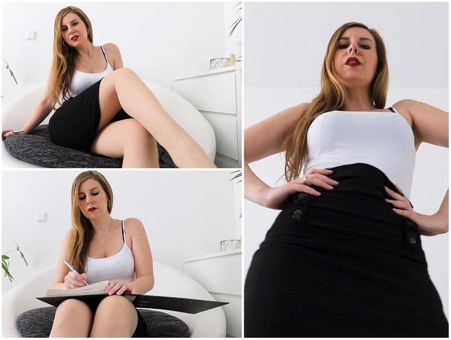 Video Thumbnail Sexy Professorin ruiniert deinen Orgasmus