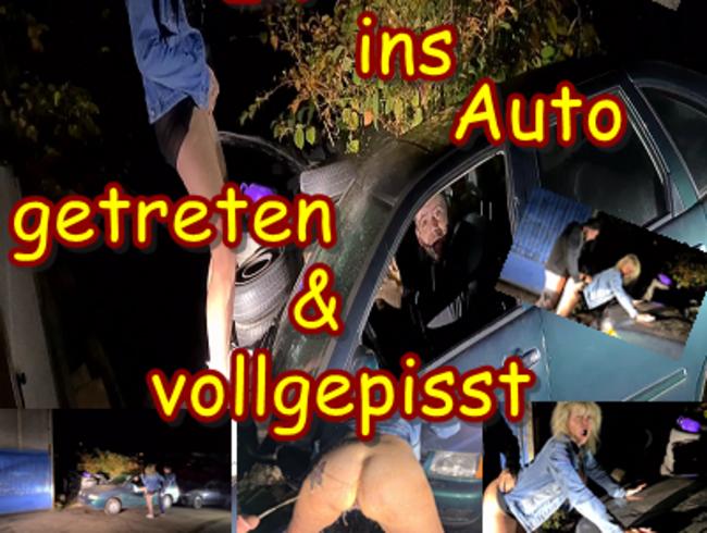 Video Thumbnail Dem Ex ins Auto getreten & vollgepisst