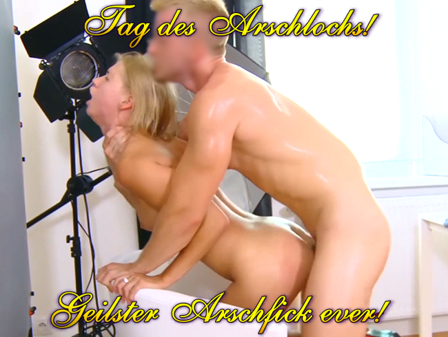Video Thumbnail Tag des Arschlochs! Geilster Arschfick ever!