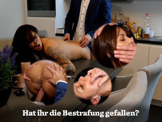 Video Thumbnail Nicht geputzt - Hat ihr die Bestrafung etwa gefallen?