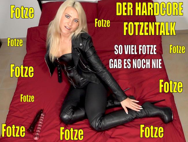 Daynia - Der Hardcore FOTZENtalk | So viel FOTZE gabs noch nie...! FOTZE, FOTZE, FOTZE