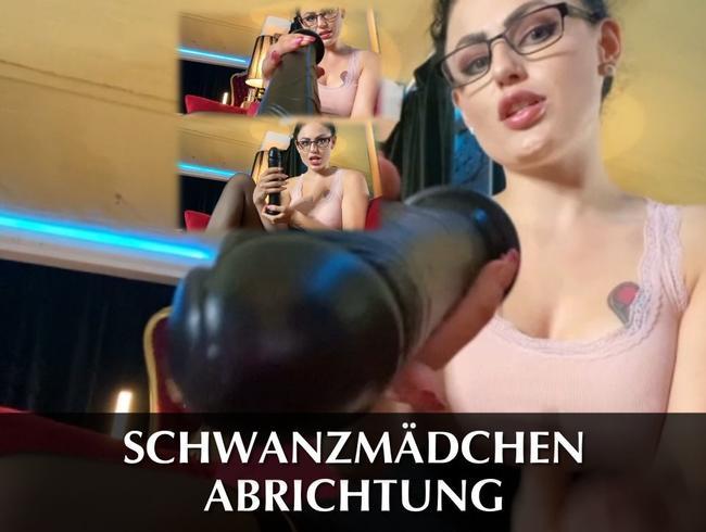 Video Thumbnail Schwanzmädchen Abrichtung