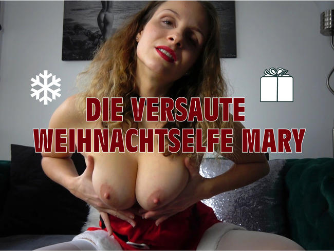 Video Thumbnail Die versaute Weihnachtselfe Mary!