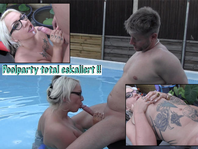 Video Thumbnail Poolparty total eskaliert !!!