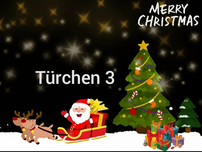 Video Thumbnail Türchen 3.