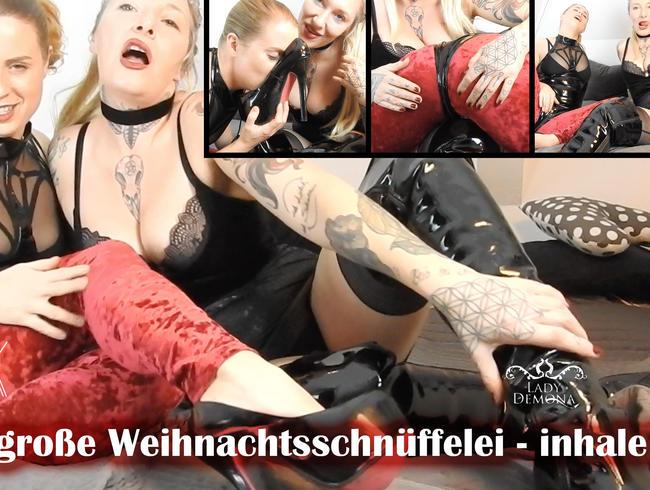 Video Thumbnail Die große Weihnachtsschnüffelei - inhale!