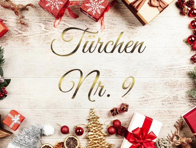 Video Thumbnail Adventskalender 2020 - Türchen 9