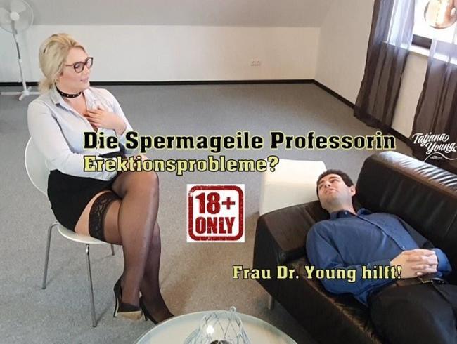 Video Thumbnail Die Spermageile Professorin! Erektionsprobleme...