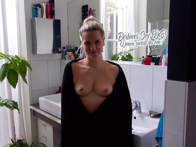Video Thumbnail Berliner Sex-WG! Wann ziehst du ein?