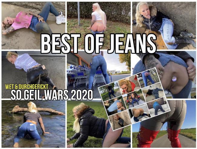 Video Thumbnail Best of Jeans - so geil war's 2020 - Fick Piss Fetz Spermaarsch Jeansficklöcher bis die Fotze qualmt