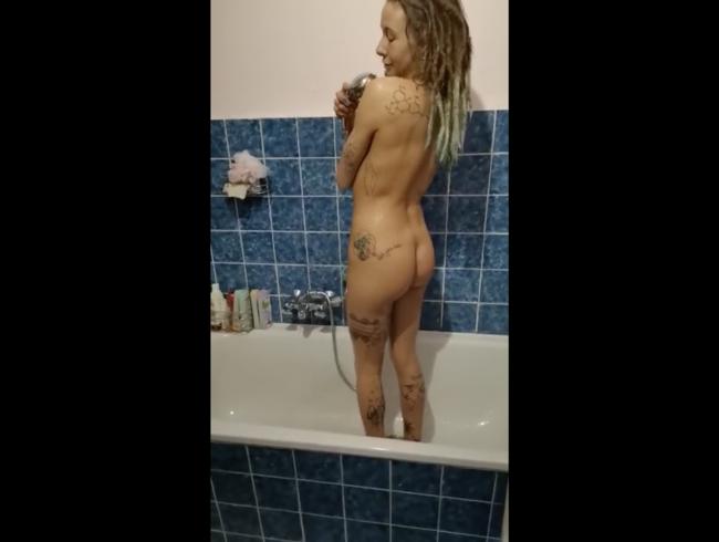 Video Thumbnail Vom Mitbewohner heimlich beim duschen gefilmt