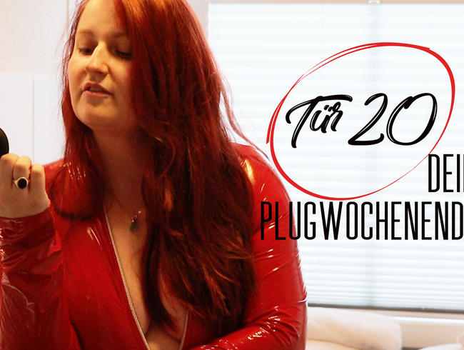 Video Thumbnail Tür 20: Dein Plugwochenende