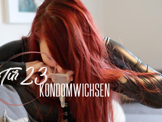 Video Thumbnail Tür 23: Kondomwichser