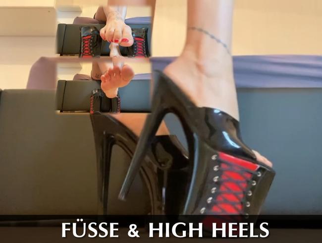 Video Thumbnail Füße und Heels