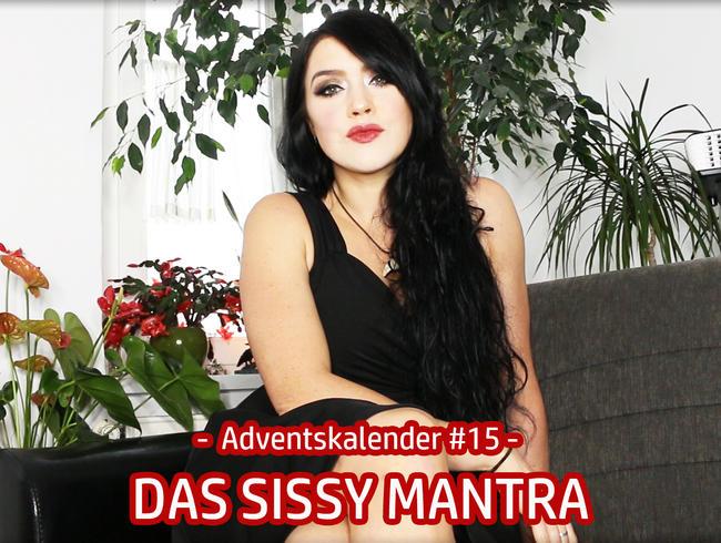Video Thumbnail Adventskalender #15 – Das Sissy-Mantra