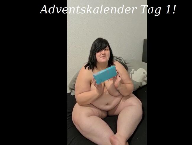 Video Thumbnail Adventskalender Tag 1