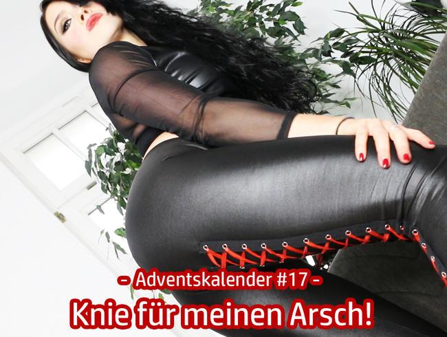 Video Thumbnail Adventskalender #17 – Knie für meinen Arsch!
