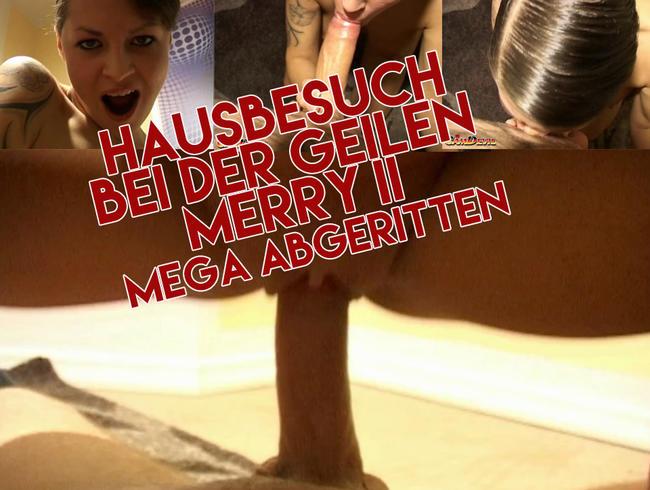 Video Thumbnail Zu besuch bei Merry - Geil Abgritten