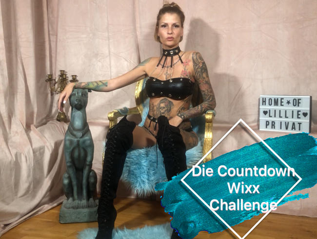 Video Thumbnail Die Countdown Wixx Challenge