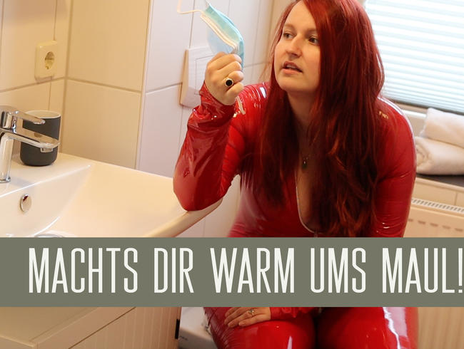 Video Thumbnail Machs Dir warm ums Maul!