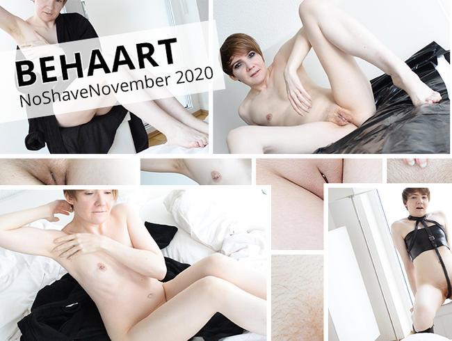 Video Thumbnail Behaart - NoShaveNovember 2020