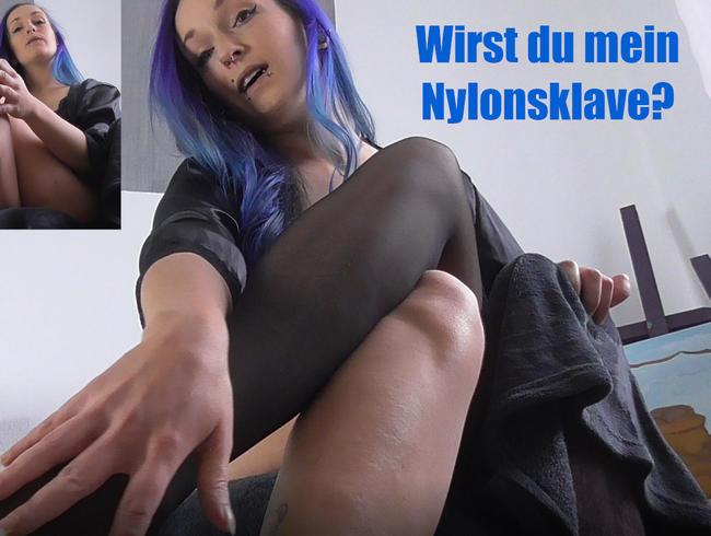 Video Thumbnail Wirst du mein Nylonsklave?