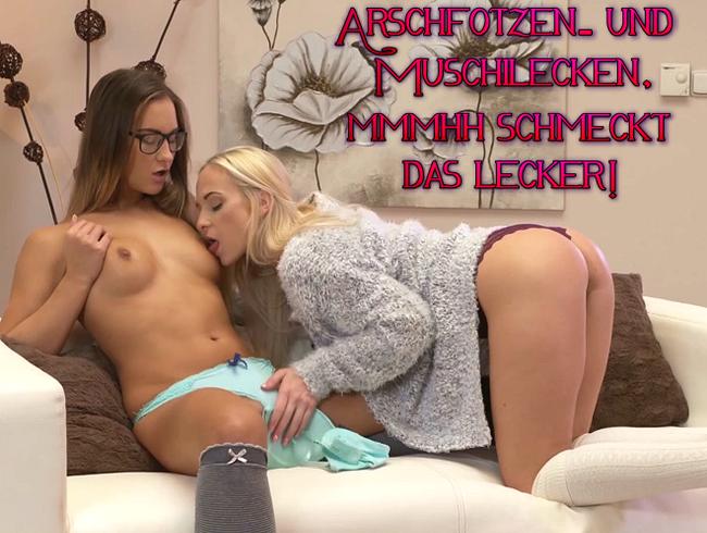 Video Thumbnail Arschfotzen- und Muschilecken, mmmhh schmeckt das lecker!