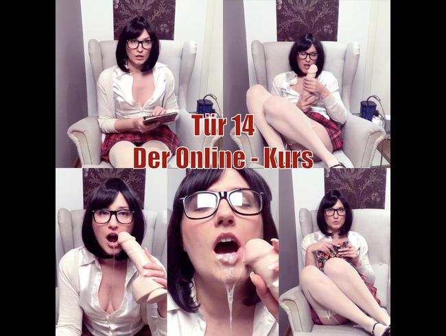 Video Thumbnail Tür 14 - Der Online Kurs
