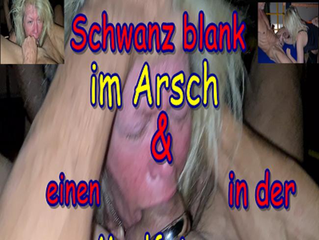 Video Thumbnail Schwanz blank im Arsch & einen in der Maulfotze