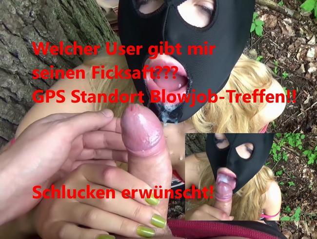 Video Thumbnail Welcher User gibt mir seinen Ficksaft??? GPS Standort Blowjob-Treffen!! Schlucken erwünscht!!!