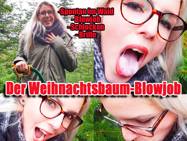 Video Thumbnail Der Weihnachtsbaum-BLOWJOB