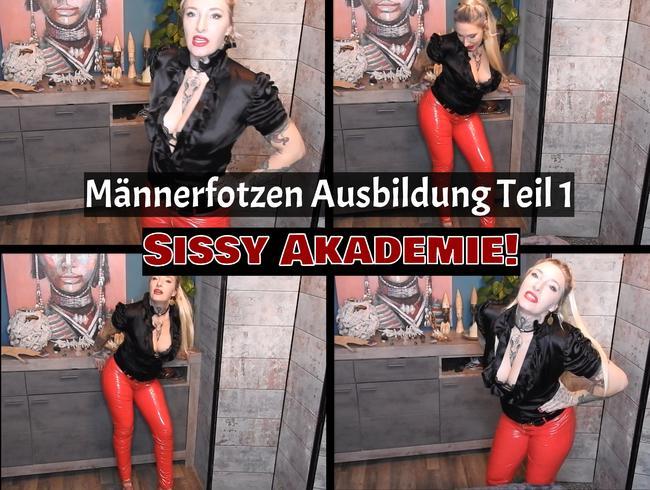Video Thumbnail Sissy Akademie! Männerfotzen Ausbildung Teil 1! (de)