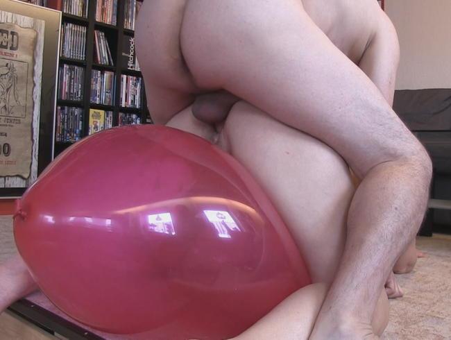 Video Thumbnail Balloon und Schwanz