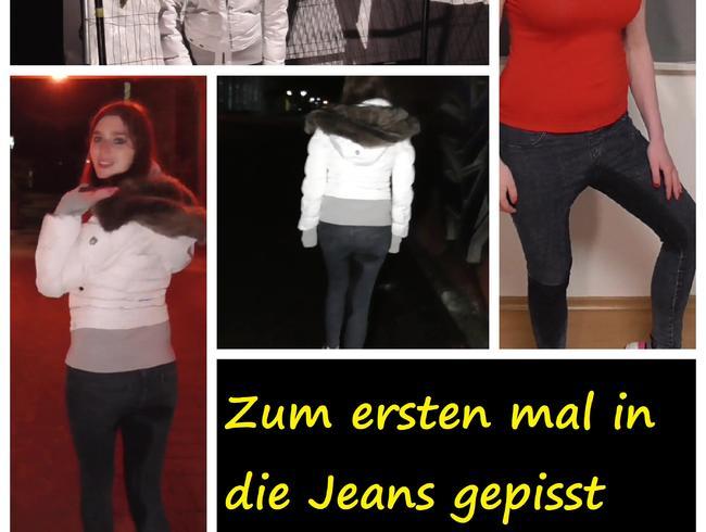 Video Thumbnail Zum ersten mal in die Jeans gepisst