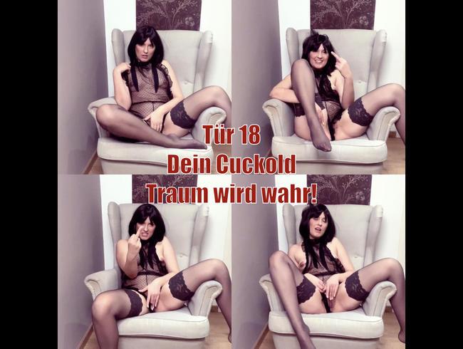 Video Thumbnail Tür 18 - Dein Cuckold Traum wird wahr