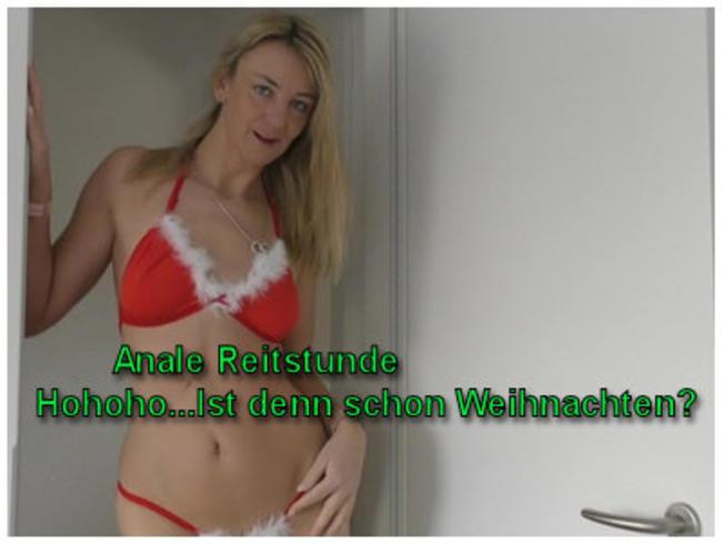 Video Thumbnail Anale Reitstunde I Hohoho...Ist denn schon Weihnachten?