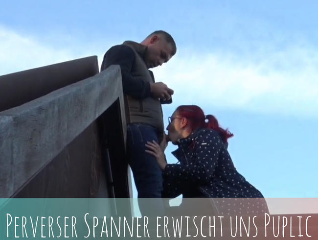 Video Thumbnail Perverser Spanner erwischt uns Outdoor... PUBL.