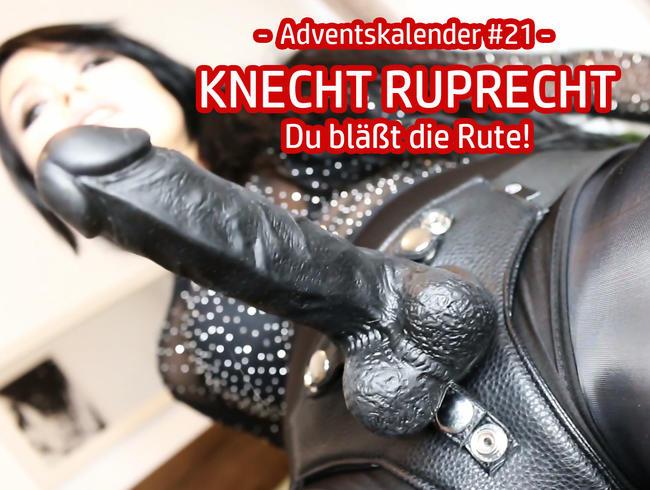 Video Thumbnail Adventskalender #21 - Knecht Ruprecht – du bläst die Rute!