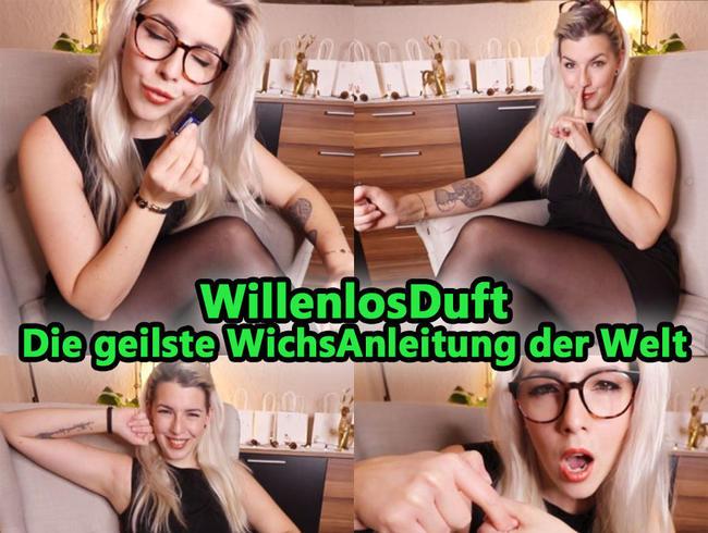 Video Thumbnail WILLENLOSDUFT Die geilste  WICHSAnleitung der Welt