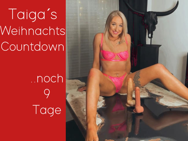 Video Thumbnail WEIHNACHTSCOUNTDOWN ?9? DOUBLE PENETRATION