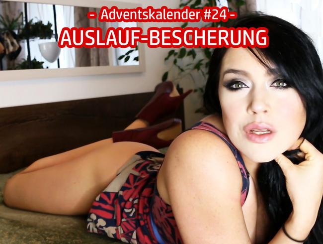 Video Thumbnail Adventskalender #24 – Auslauf-Bescherung!