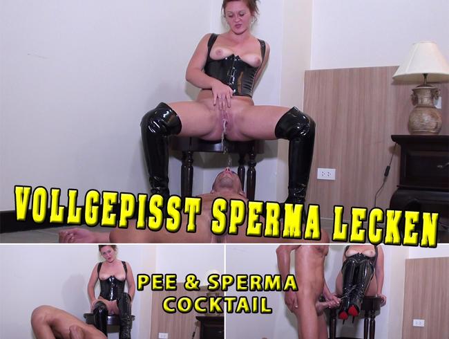 Video Thumbnail PISSE-SPERMA COCKTAIL