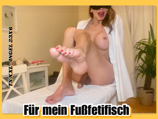Video Thumbnail TSXXL-ANGEL23X6 Für mein Fußfetifisch