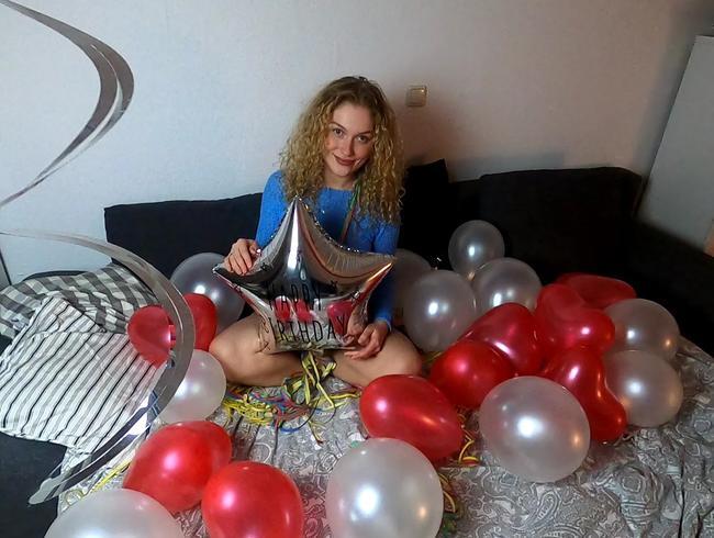 Video Thumbnail * IT'S MY BIRTHDAY! BIRTHDAY SEX nach meinen Wünschen! - Uncut*