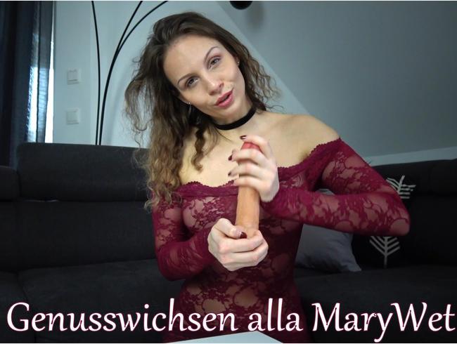 Video Thumbnail Genusswichsen alla MaryWet!