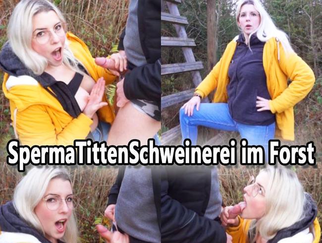 Video Thumbnail SPERMATittenSchweinerei im Forst