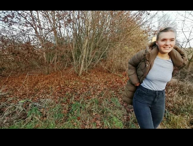 Video Thumbnail Spontanes Outdoor Piss Video und fast erwischt worden!!!
