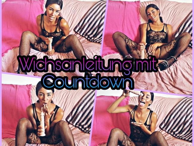 Video Thumbnail Wichsanleitung mit Countdown ;)