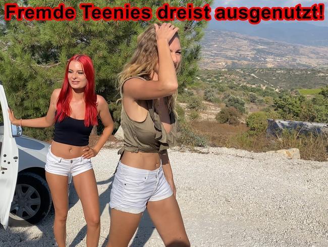 Video Thumbnail Fremde Teenies dreist ausgenutzt!